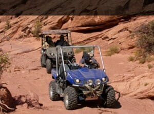 atv tours in bryce canyon